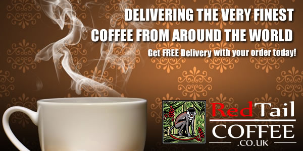 Redtail Coffee, The Finested Freshly Roasted Coffee Direct to your Door